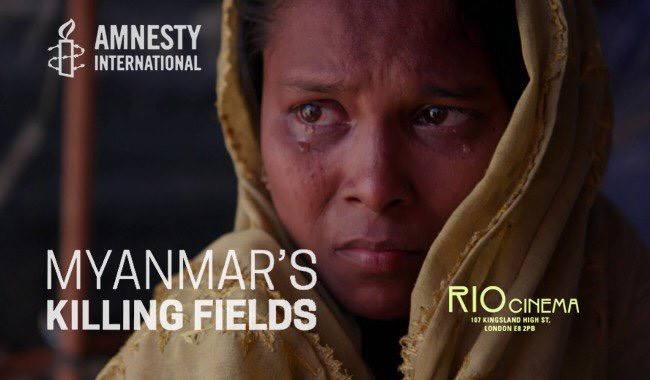 MYANMAR'S KILLING FIELDS + Q&A (12A)